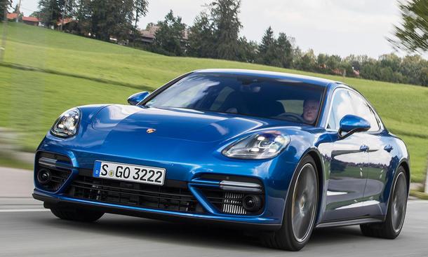 Neuer Porsche Panamera: Erste Fahrt