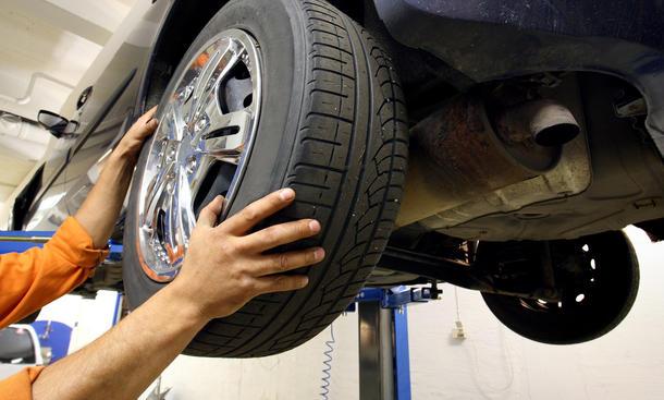 Reifengröße ermitteln: So geht's
