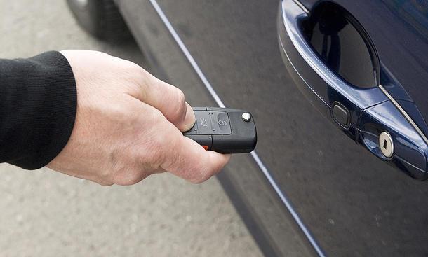 Sicherheitslücke: Autoschlüssel geknackt