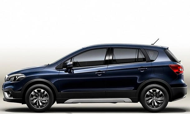 SX4 S-Cross-Facelift (2016)