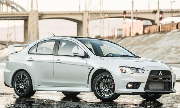 Mitsubishi Lancer Evolution Final Edition: Auktion