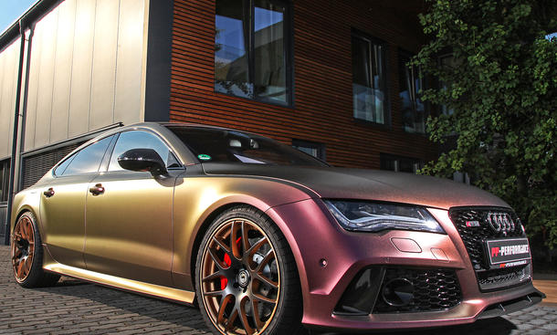Audi RS 7 von PP-Performance