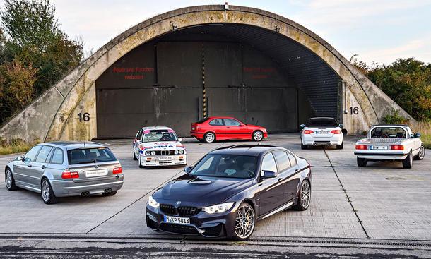 30 Jahre BMW M3