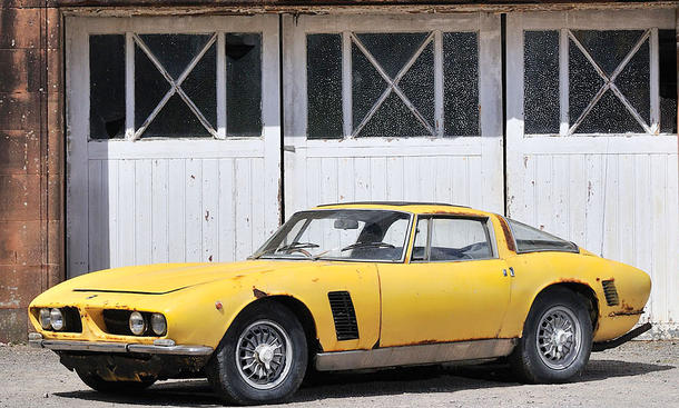 Iso Grifo: Auktion