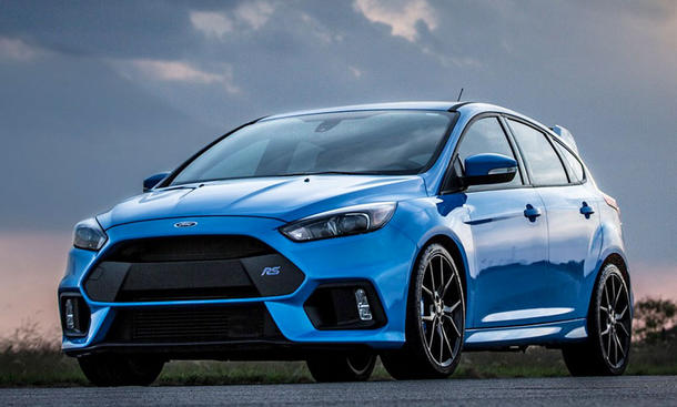 Ford Focus RS: Tuning von Hennessey