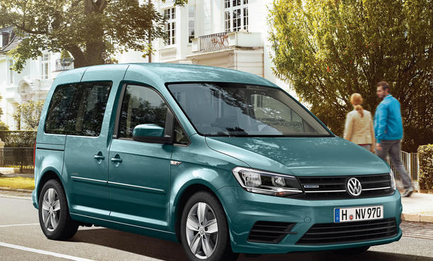 VW Caddy Edition 35 (2016)