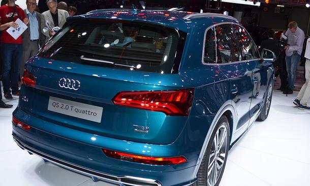 Audi Q5 (2016)