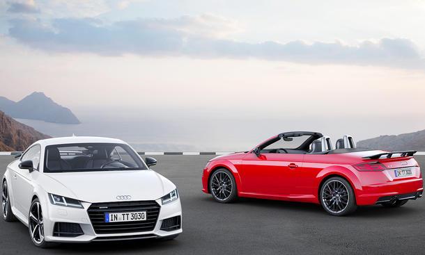 Audi TT S line competition (2016)