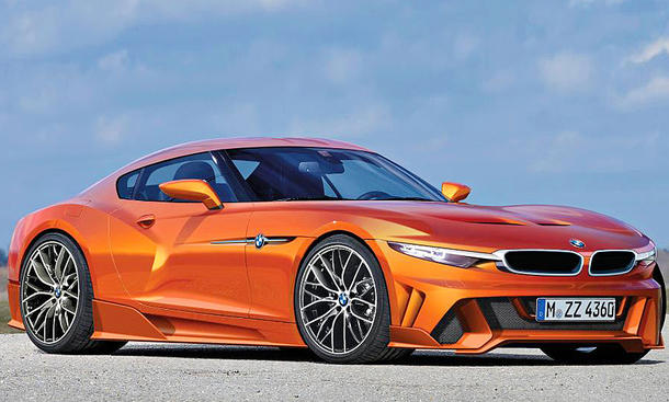 Bmw Z4 Z5 Coup 233 Illustration Autozeitung De