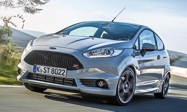 Ford Fiesta ST200 (2016): Test