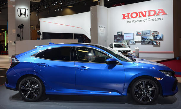 Honda Civic (2017)
