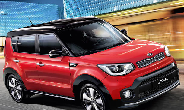 kia soul facelift 2016 preis bild 2. Black Bedroom Furniture Sets. Home Design Ideas