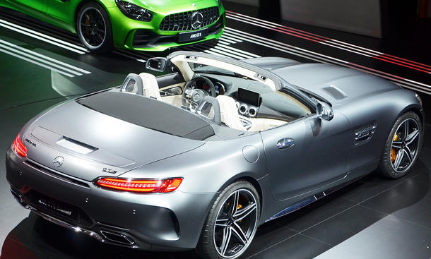 mercedes amg gt c roadster 2017 preis update. Black Bedroom Furniture Sets. Home Design Ideas
