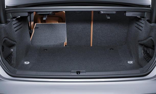 neuer audi a5 erste fahrt bild 10. Black Bedroom Furniture Sets. Home Design Ideas