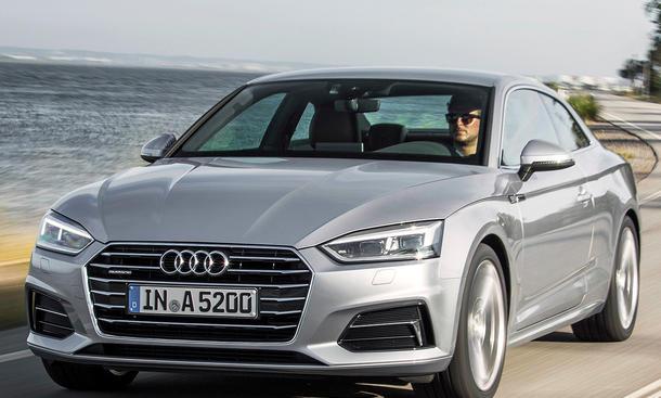 Neuer Audi A5