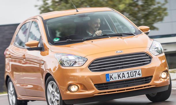 Neuer Ford Ka+