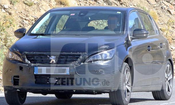 Peugeot 308 Facelift (2017)