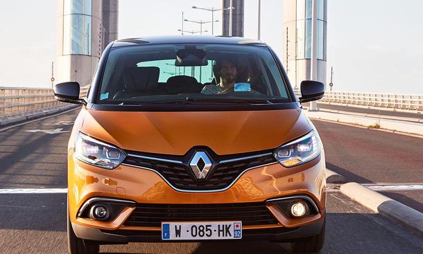Neuer Renault Scénic: Erste Fahrt