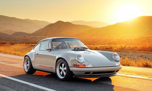 Golf Gti Clubsport S >> Singer-Porsche 911 (964): Faszination | autozeitung.de