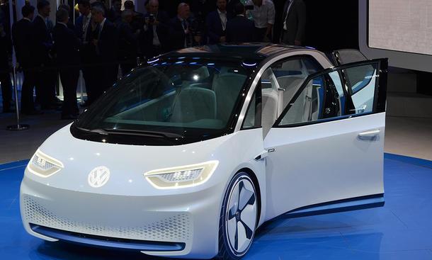 VW I.D. (2020): Erste Fotos | autozeitung.de