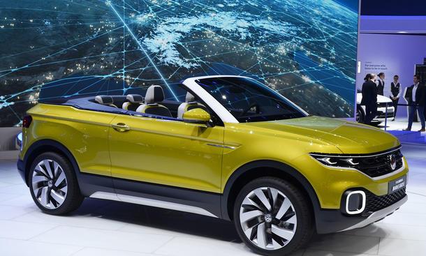 VW T-Cross Breeze (2017)