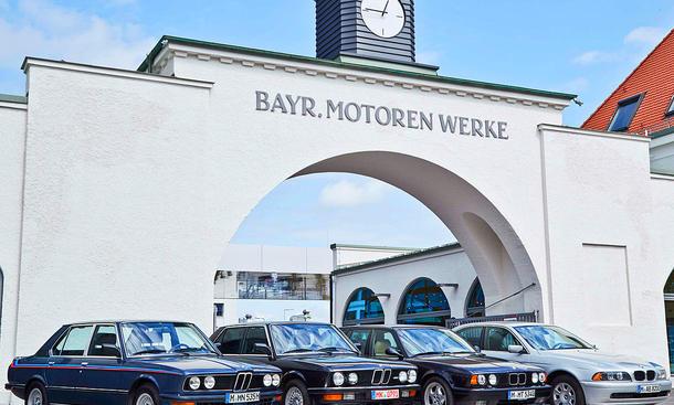 BMW 5er (E12/E28/E34/E39)