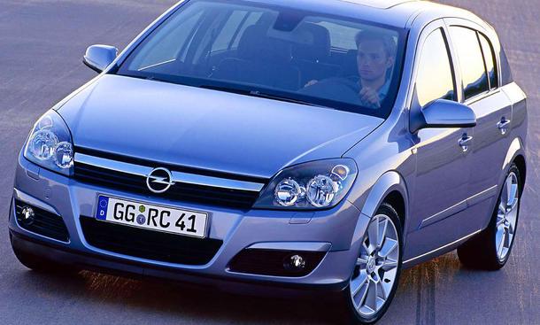 80 Jahre Opel Kadett/Astra