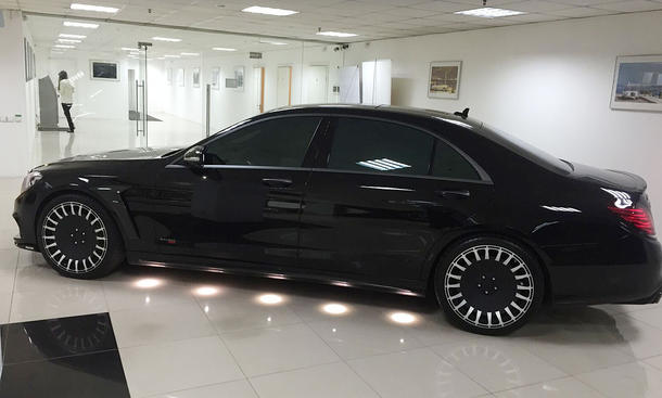 Mercedes S 63 AMG L 4Matic