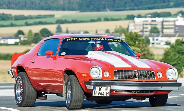 Chevrolet Camaro 1970 Bis 1981 Klassiker Kaufen Autozeitung