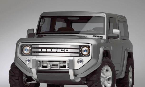 Ford Bronco 2020 Neue Informationen Update