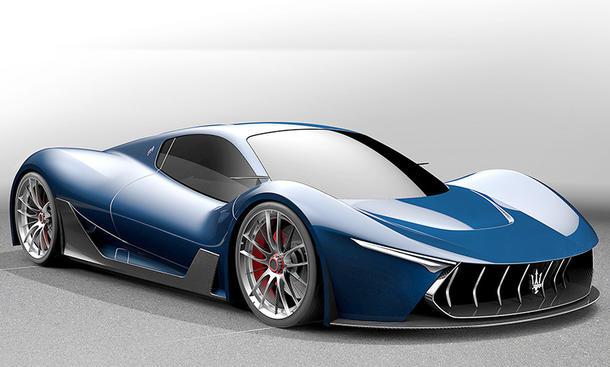 Maserati MC12 Nachfolger