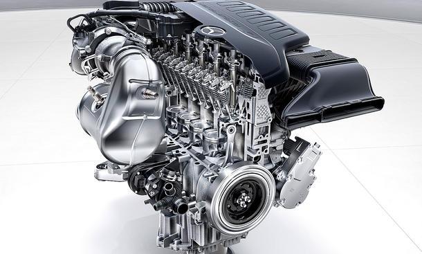 Neue Mercedes-Motoren 2017