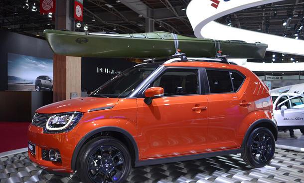 Suzuki Ignis 2017 Preis Update