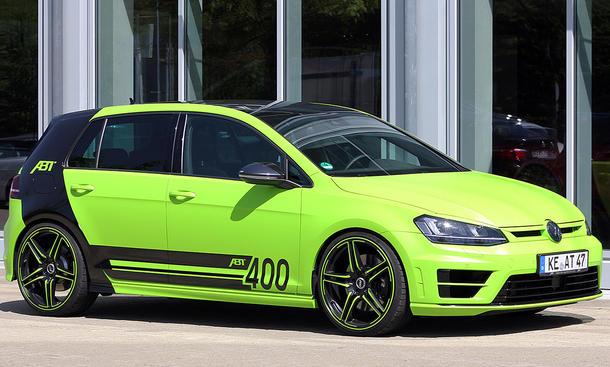 Abt VW Golf R 400