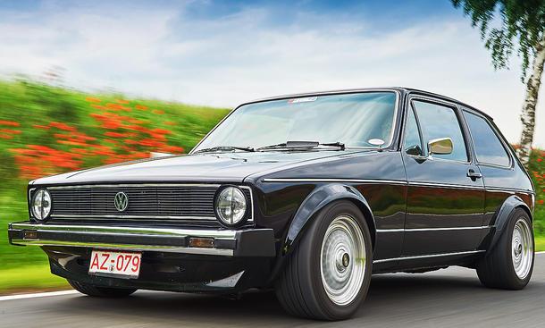 artz-golf auf basis porsche 928 | autozeitung.de
