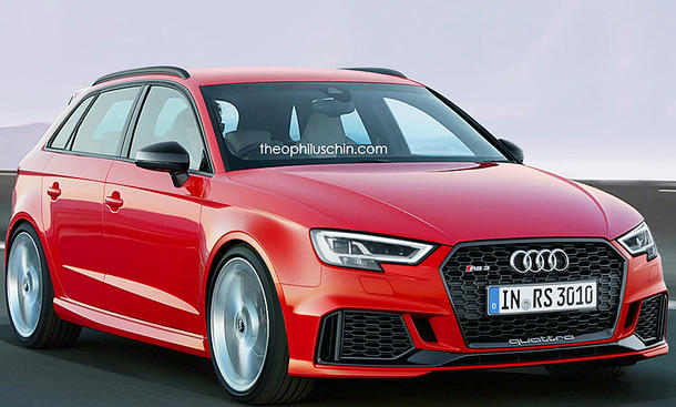 audi rs 3 sportback facelift ger chte bild 8. Black Bedroom Furniture Sets. Home Design Ideas