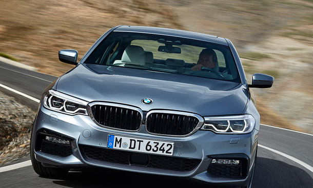 BMW 5er (G30)