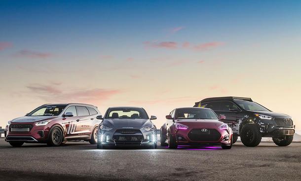 Hyundai: SEMA 2016