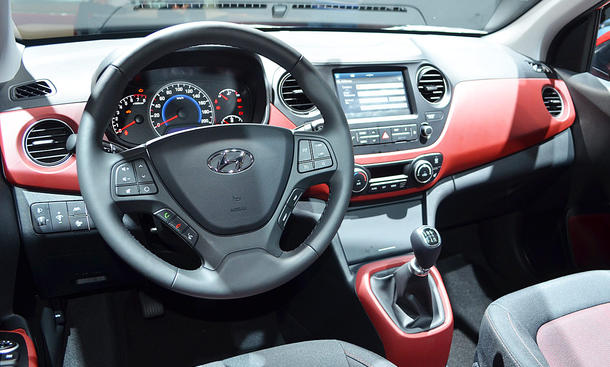 hyundai i10 facelift 2016 alle infos bild 8. Black Bedroom Furniture Sets. Home Design Ideas