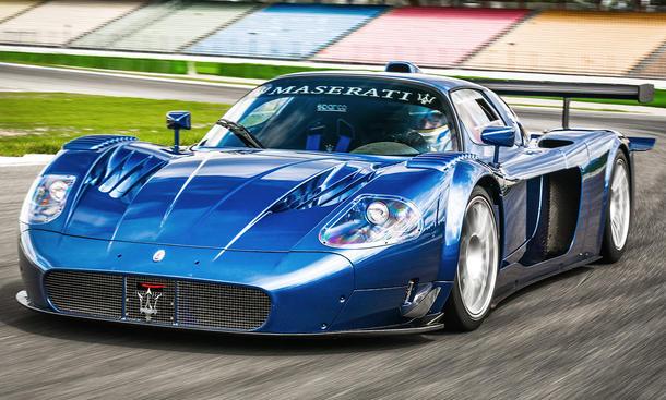 Maserati Edo MC12 VC
