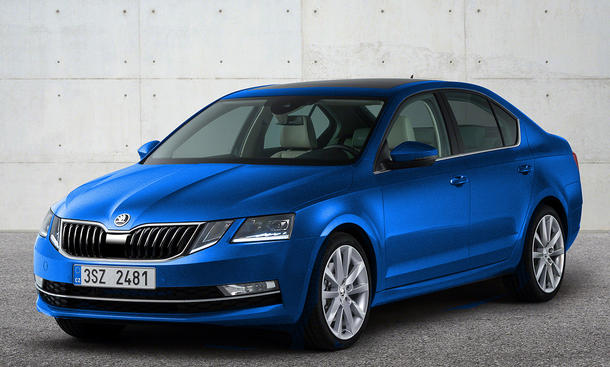 skoda octavia 3 generation 2013 technische daten preise. Black Bedroom Furniture Sets. Home Design Ideas