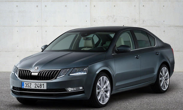 Skoda Superb 4 Generation Autozeitung De