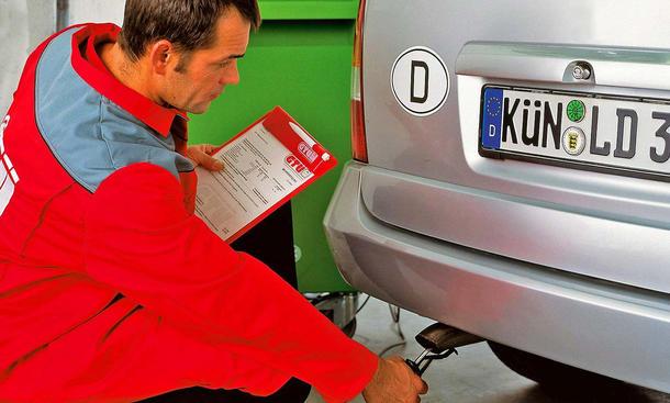 VW-Skandal: Neues Abgas-Messverfahren