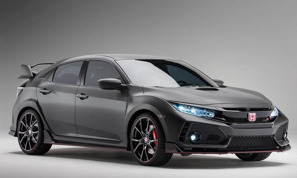 Honda Civic Type R: SEMA 2016