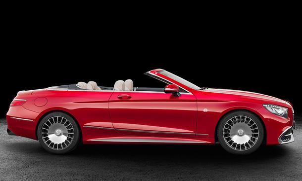 mercedes maybach s 650 cabrio la auto show 2016. Black Bedroom Furniture Sets. Home Design Ideas