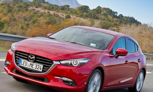 Mazda3 Facelift (2016)