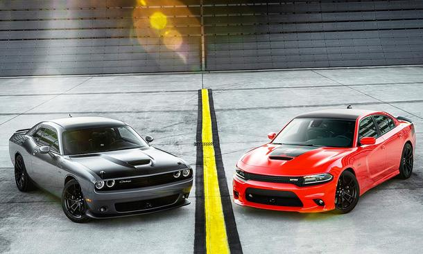 Dodge Challenger und Dodge Charger