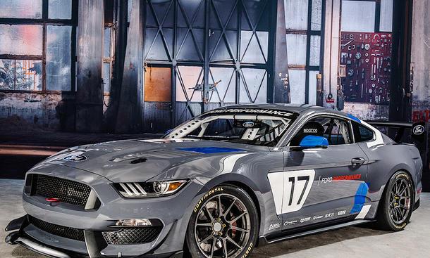 Ford auf SEMA 2016