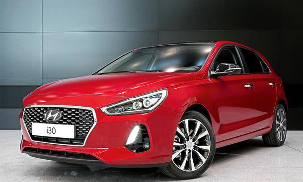 Hyundai i30: Lesertest-Aktion