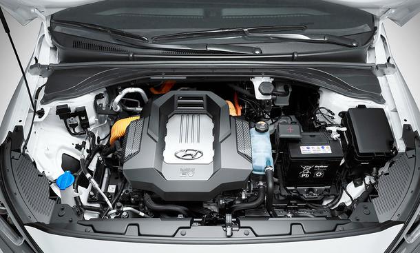 Neuer Hyundai Ioniq Elektro